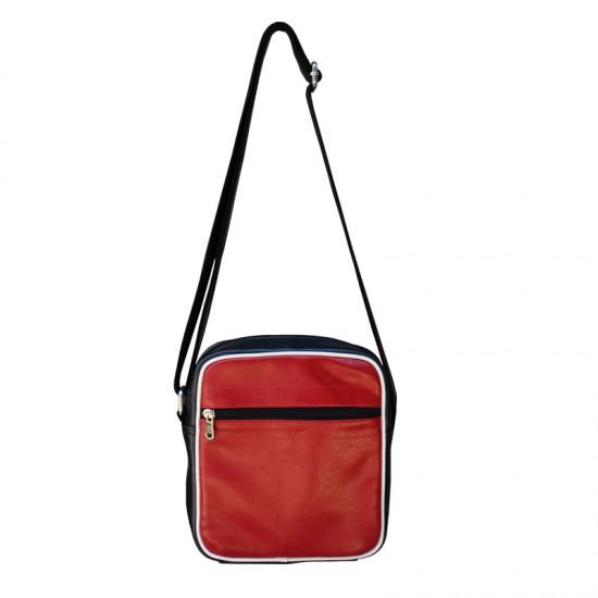 Borseta piele naturala barbati - City Bag  RAB Premium Leather