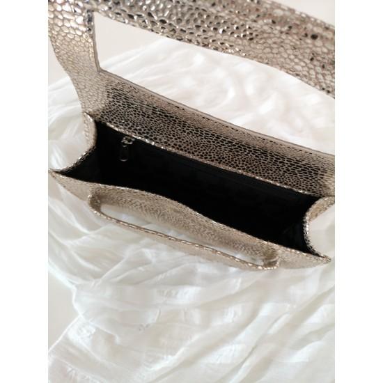 Jenifer Gold Soft Leather