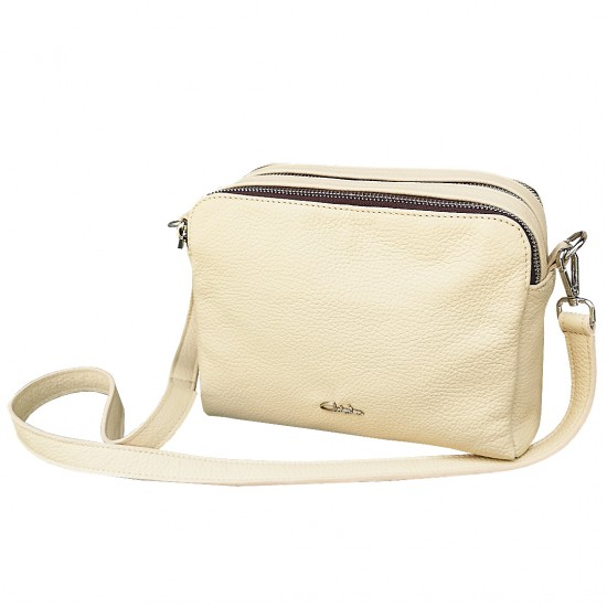 EMA Cream Soft Leather