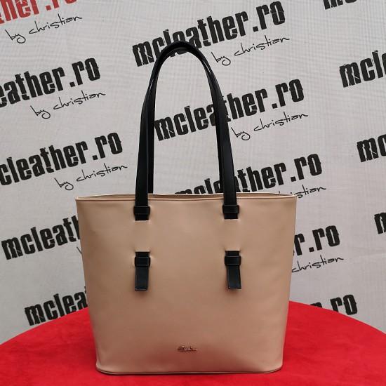 Geanta dama din piele naturala - FM Elegant Premium Leather