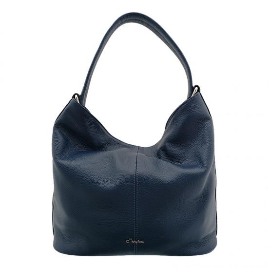 Florina - Blue Fina Soft Leather