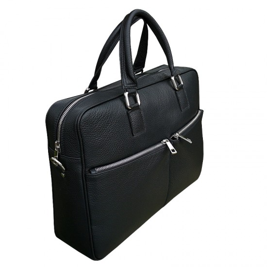 Geanta din piele naturala - Laptop Business Case Soft Leather