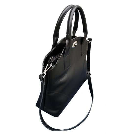 Geanta dama piele naturala - F 36 - HandBag  Premium Leather