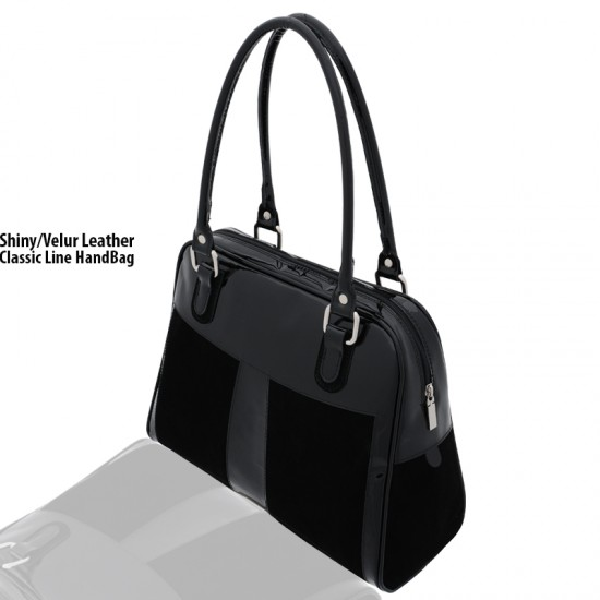 Luiza Velur & Lac Premium Leather