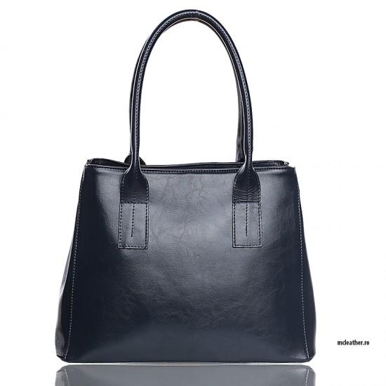 Geanta dama piele naturala - MC 38 Double Bag