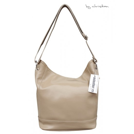 Geanta dama din piele naturala MC 4 - Laura Casual Bag Leather