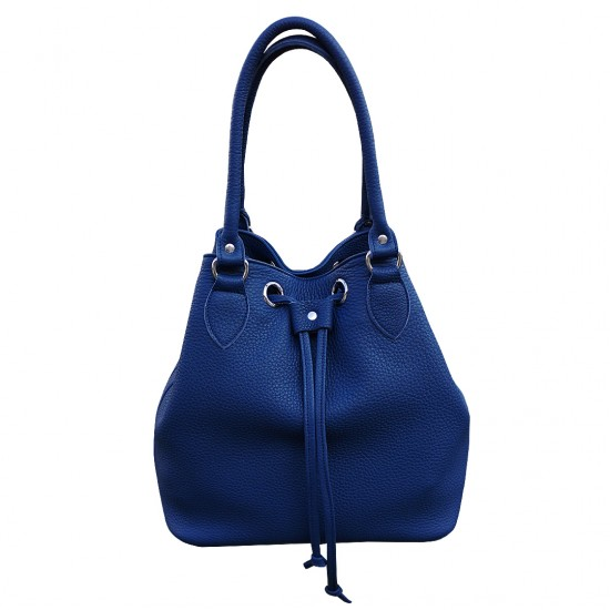 Bucket Bag Bluemarine Soft Leather
