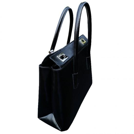 Geanta dama din piele naturala MC 7- NICE Premium Leather Bag