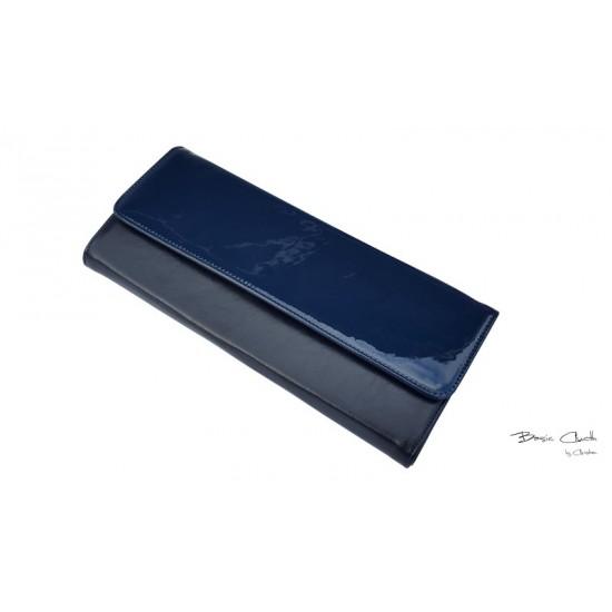 Geanta plic P 01 Vernice Blue