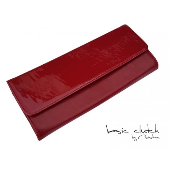 P 01 Scarlet Premium Leather