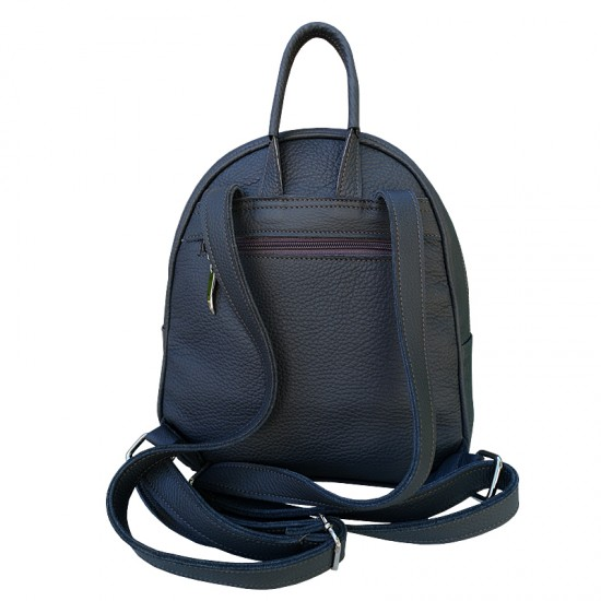 Andra Backpack  Multicolor Vintage Soft Leather